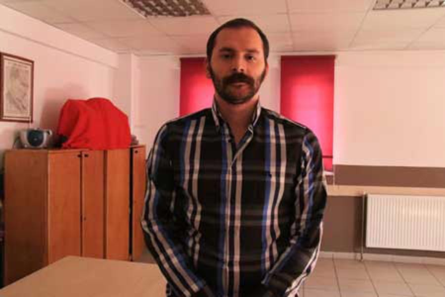 TMMOB İstanbul İKK Sekreteri Cevhair Efe Akçelik