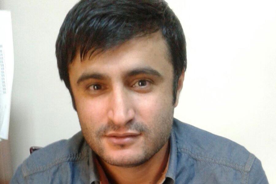 SES Diyarbakır Şube Başkanı Mehmet Nur Ulus