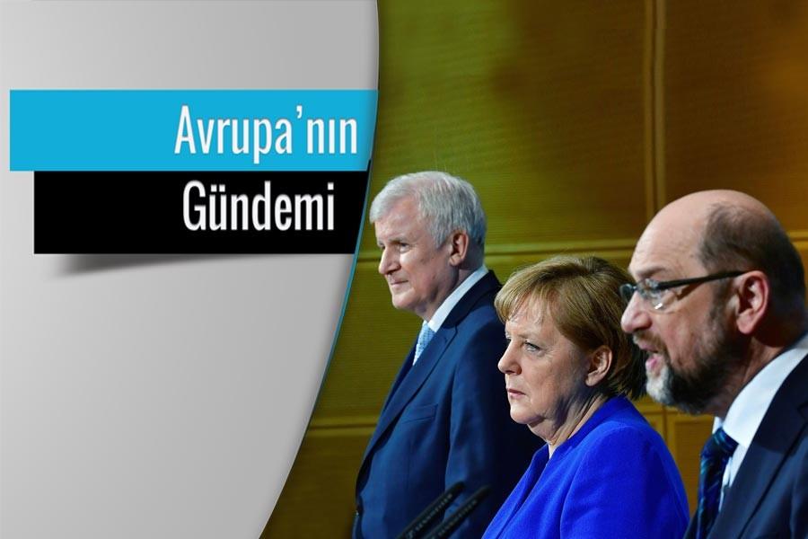 Büyük koalisyon Avrupa için ne anlama geliyor?
