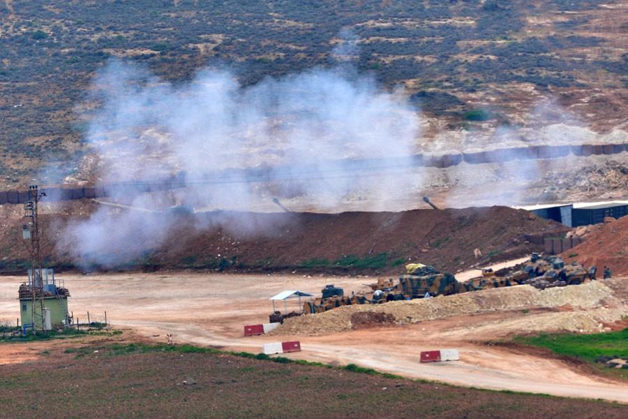 Afrin operasyonunda 47. gün: Sıcak çatışmalar devam ediyor