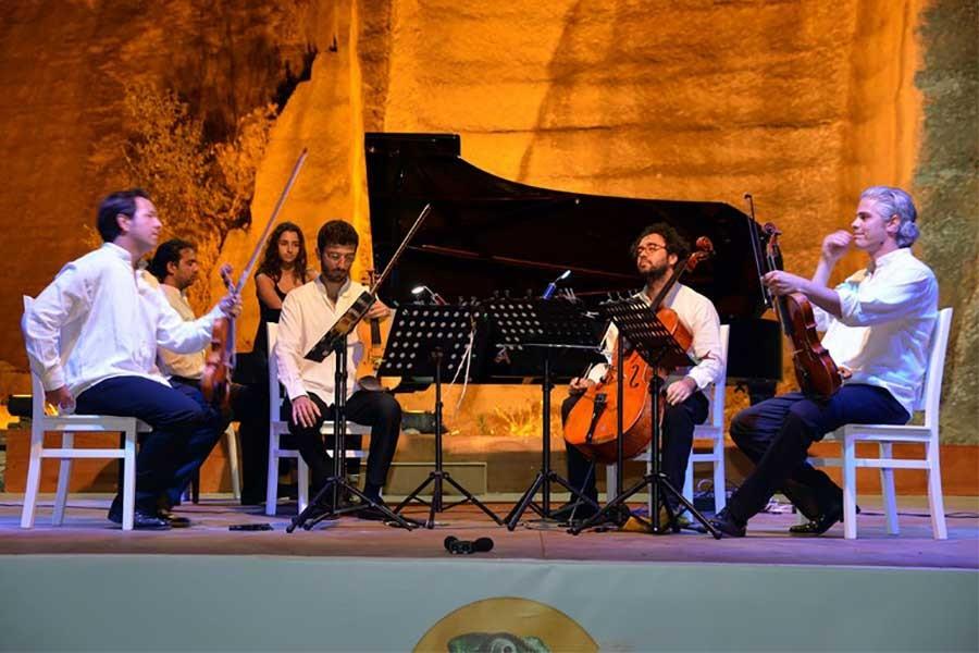 Tekirdağ'da oda müziği festivali