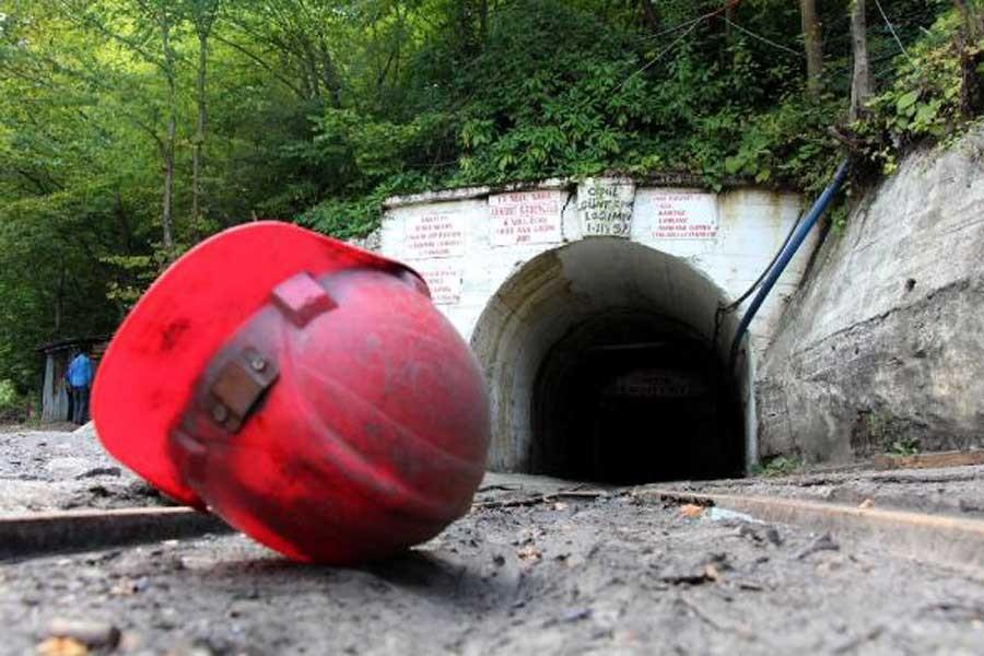 Bolu'da maden ocağında göçük: 1 işçi öldü, 1 işçi yaralandı