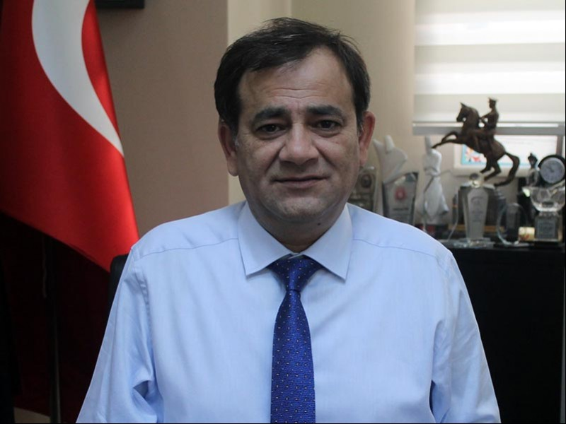 Adana Eczacı Odası Başkanı Ersun Özkan