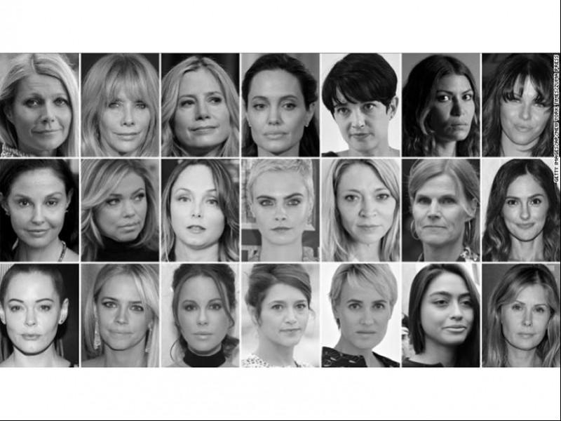 Çok sayıda aktrist Weinstein hakkında taciz ve tecavüz suçlamasında bulunuyor.