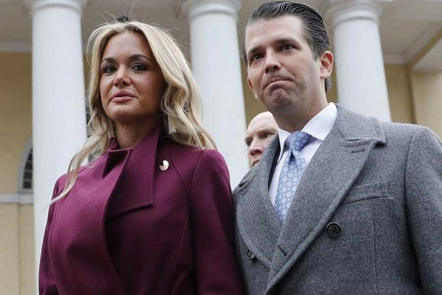 Trump'ın oğlunun eşi Vanessa Trump hastaneye kaldırıldı