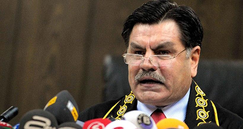Haşim Kılıç, AYM Başkanlığı'ndan erken emekli oldu