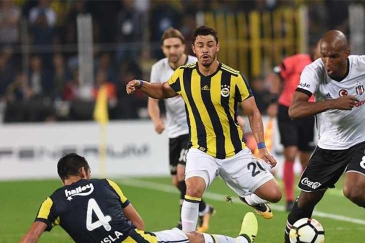 Beşiktaş-Fenerbahçe derbisini Cüneyt Çakır yönetecek