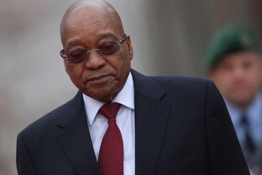 Güney Afrika Devlet Başkanı Zuma, istifa etti