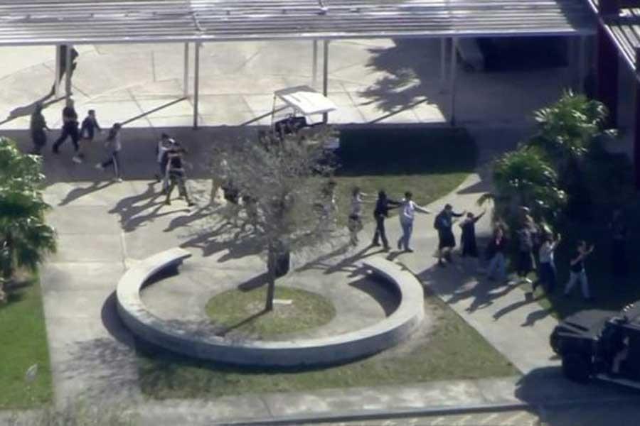 ABD okul saldırı