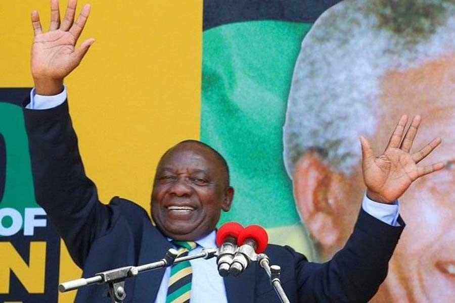 Güney Afrika'da Cryil Ramaphosa devlet başkanı seçildi