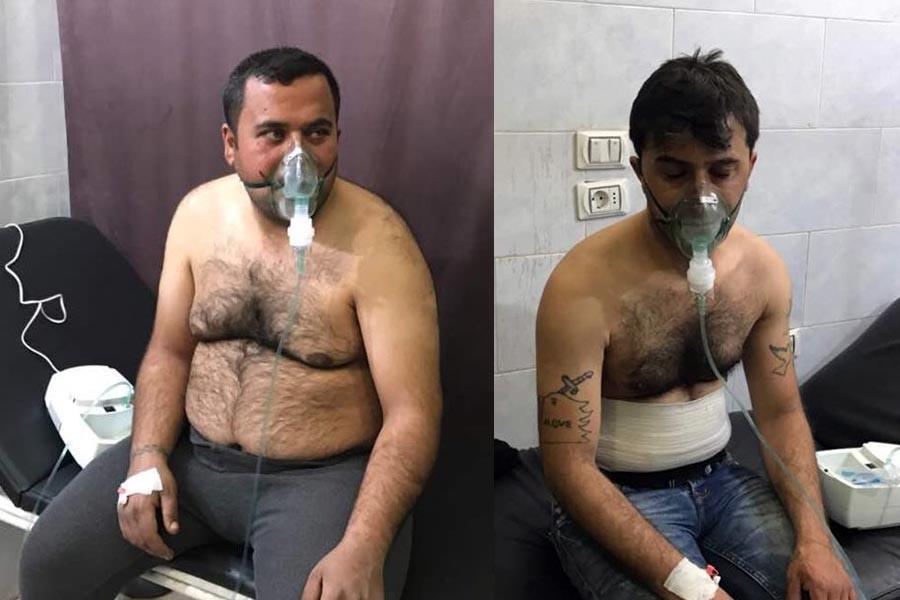 Suriye resmi haber ajansı SANA: Afrin'de gaz kullanılıyor