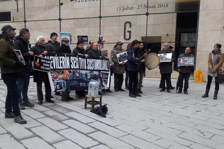 'Gazeteciler iktidarın borazanı için değildir'