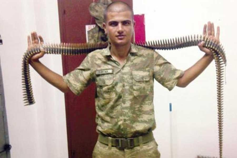 Askeri cezaevinde öldüren  şiddet 'basit' sayıldı