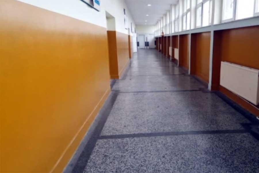 Kosovalı eğitimciler zam talebiyle greve çıktı