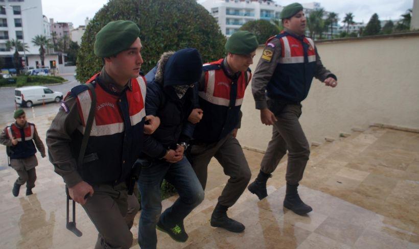 Marmaris'teki 8 ölümlü göçmen teknesi faciasında 1 tutuklama