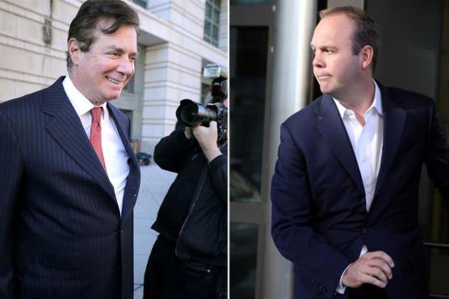 Trump'ın iki eski yardımcısına yeni sahtekarlık suçlamaları