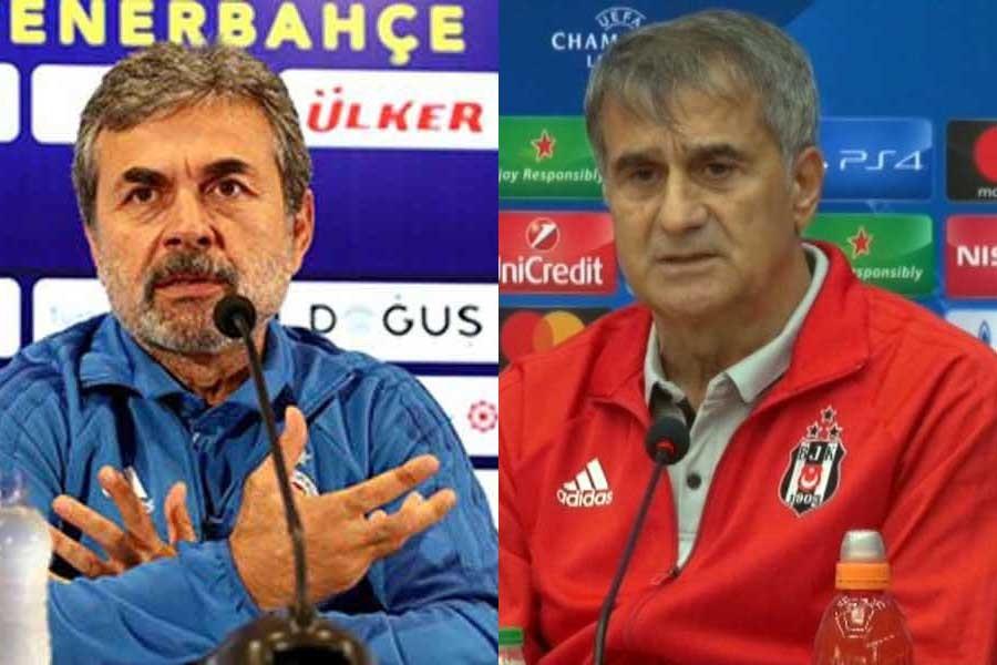 PFDK'dan Şenol Güneş ve Aykut Kocaman'a para cezası