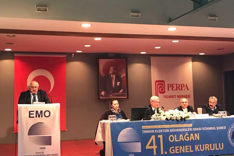 EMO Genel Kurulu: Meslek örgütlerini terörist ilan ettiler