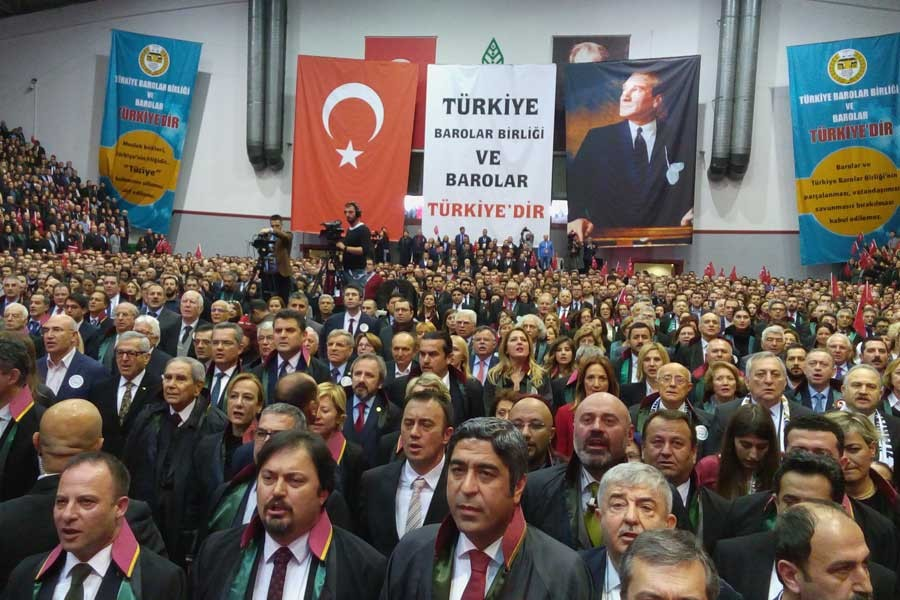 BAROLAR BİRLİĞİ<br>TOPLANTISI