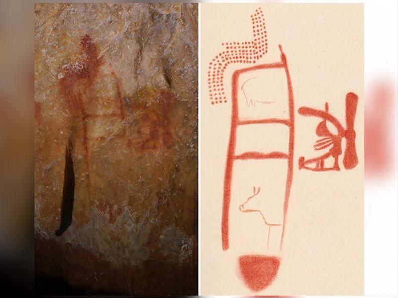 ilk mağara resimlerini modern insanın değil Neandertallerin yaptığı ortaya çıktı