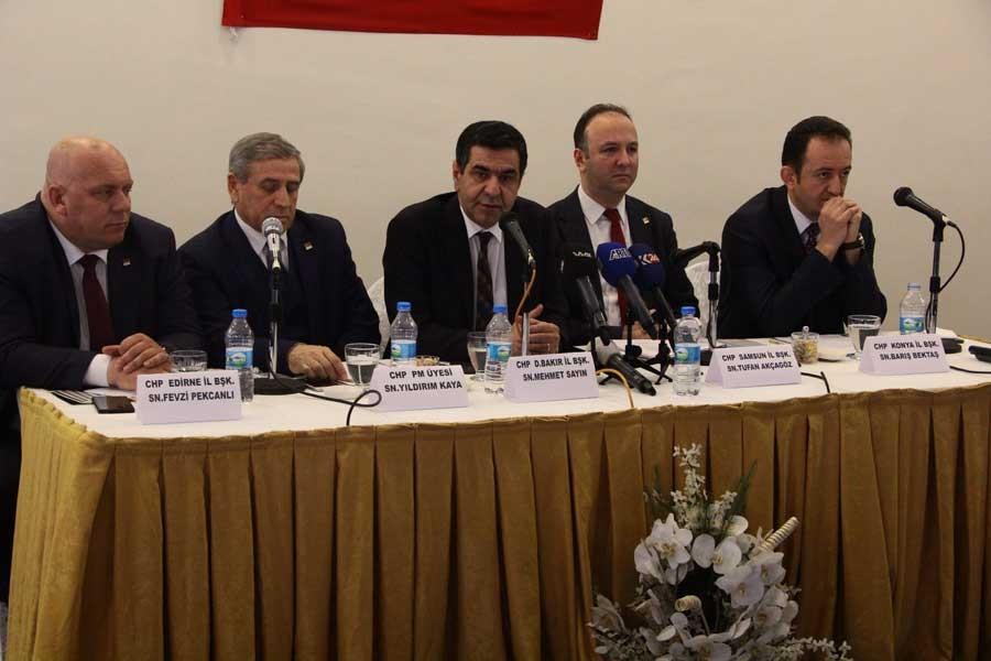 CHP Diyarbakır