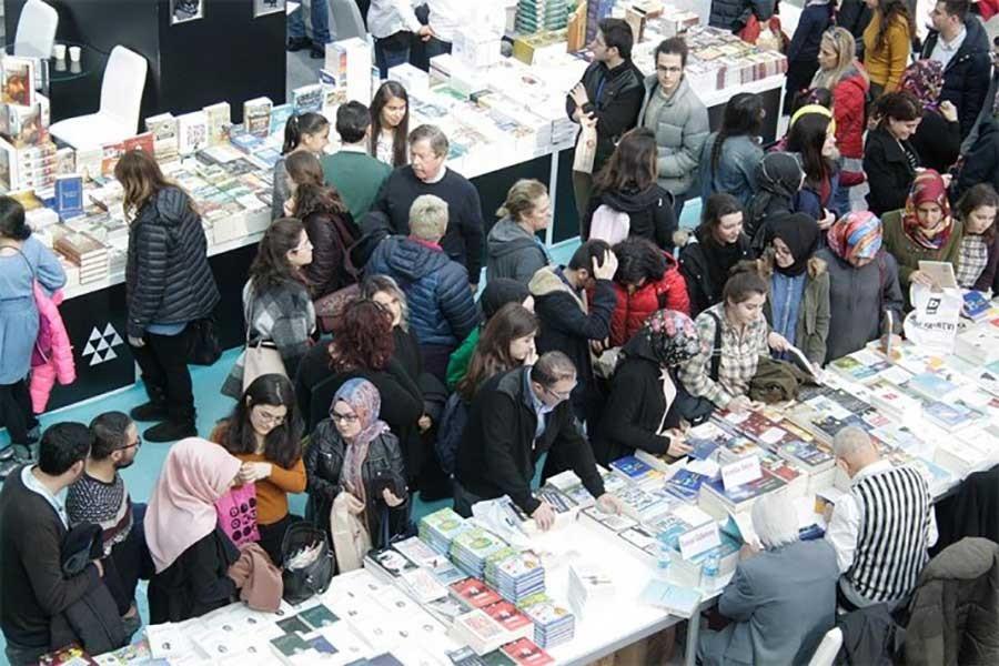 12. Ankara Kitap Fuarı sona erdi