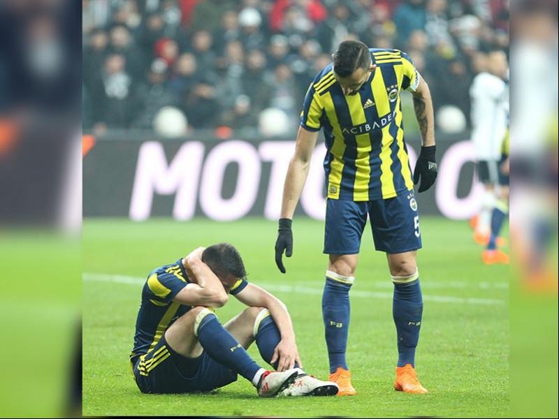 Beşiktaş Fenerbahçe (Fotoğraf: DHA)