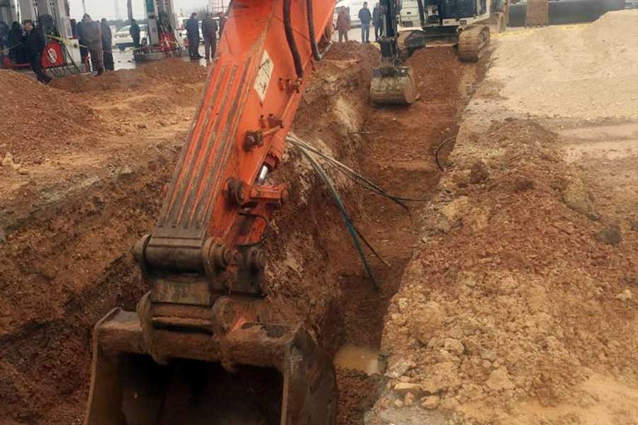 Altyapı çalışması sırasında göçük: 1 işçi yaşamını yitirdi