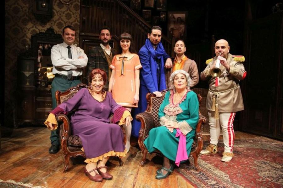 Tiyatrokare,  3 oyunuyla Ankara'da
