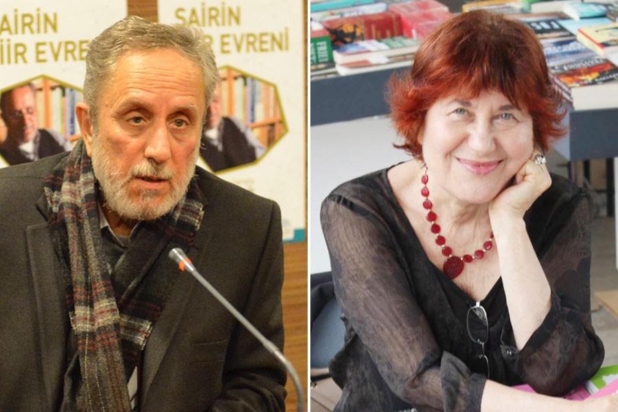 Eray Canberk ve Gülsüm Cengiz, jüri üyeliğinden çekildi