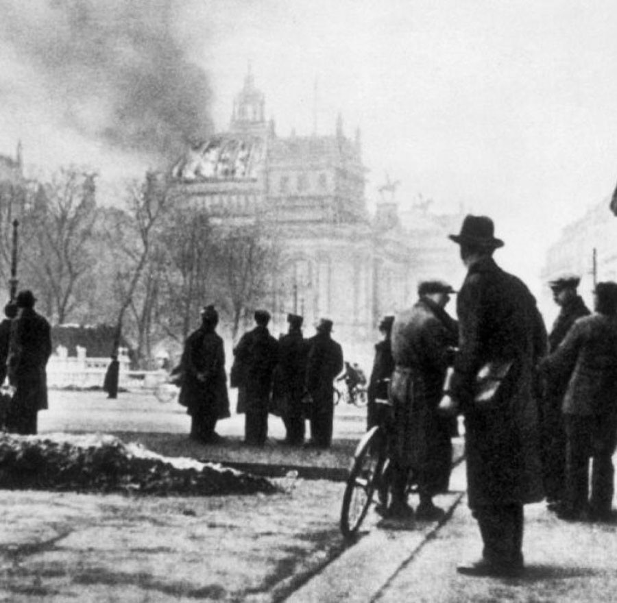 Reichstag Yangını