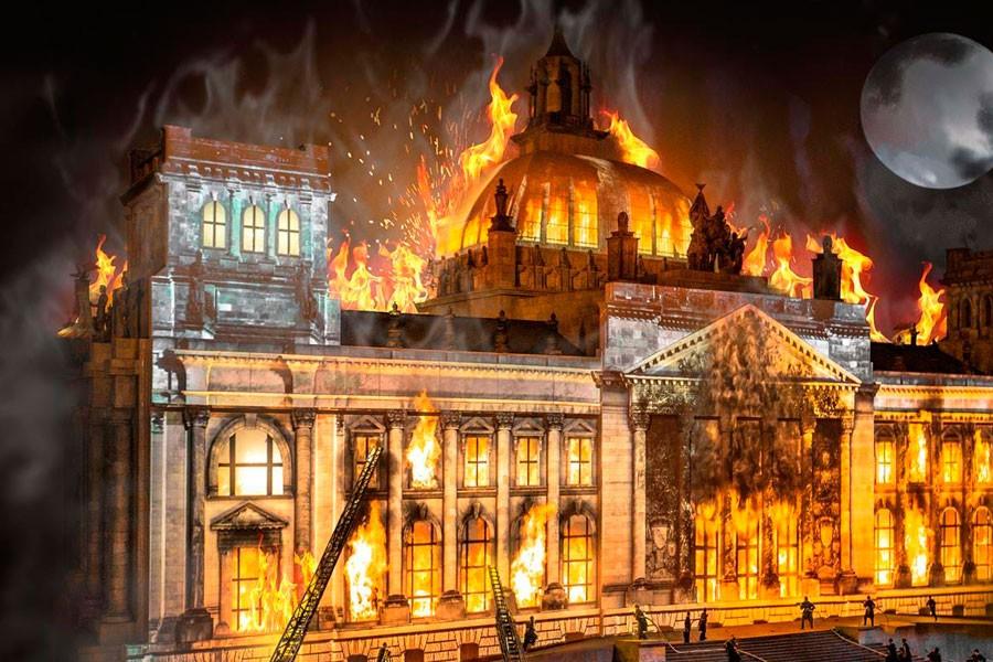 Faşist iktidarı pekiştiren yangın: Reichstag
