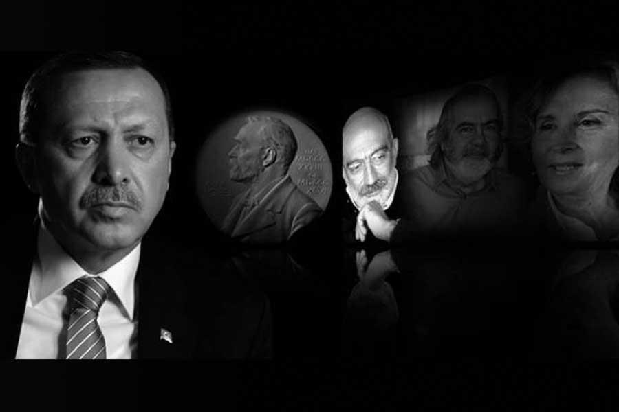 Nobelli 38 yazardan Erdoğan'a açık mektup