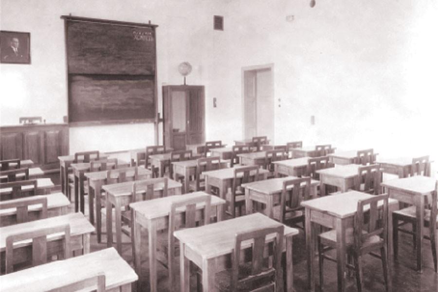 Alpullu Şeker Fabrikası Sosyal Tesisleri-Okul