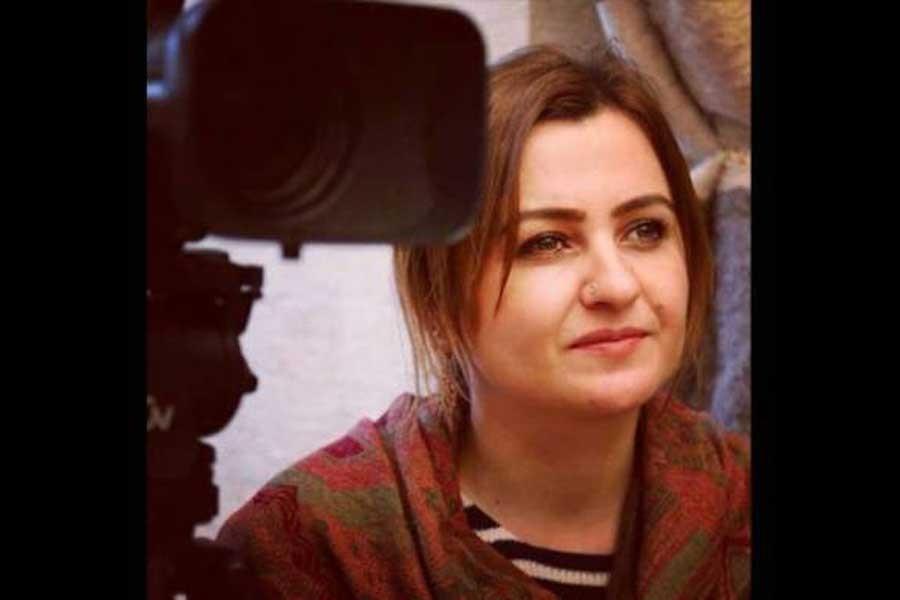 Jinnews muhabiri Durket Süren gözaltına alındı