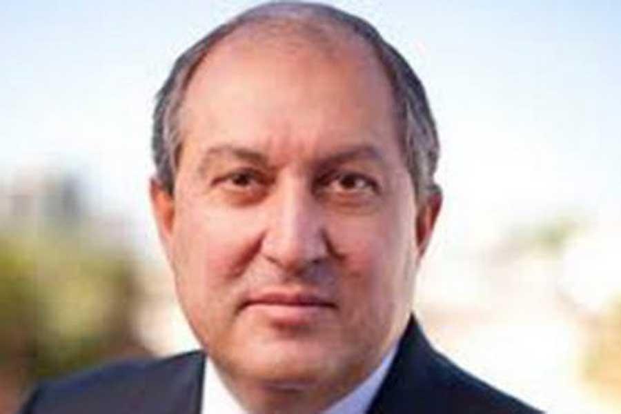 Ermenistan'ın yeni devlet başkanı Armen Sarkissian