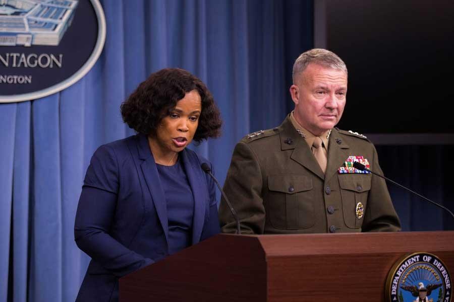 Pentagon'dan Rusya'ya:  Hazır ve hazırlıklıyız