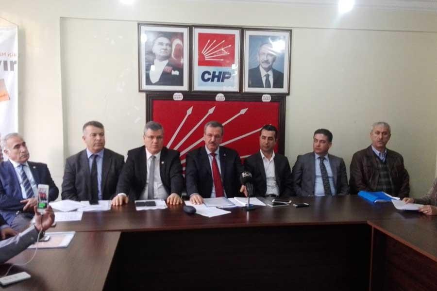 CHP'li 10 il başkanı: Şeker fabrikaları satılmasın