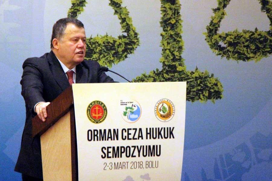 Yargıtay Başkanı: Ankara gar saldırısını Müslim yaptı