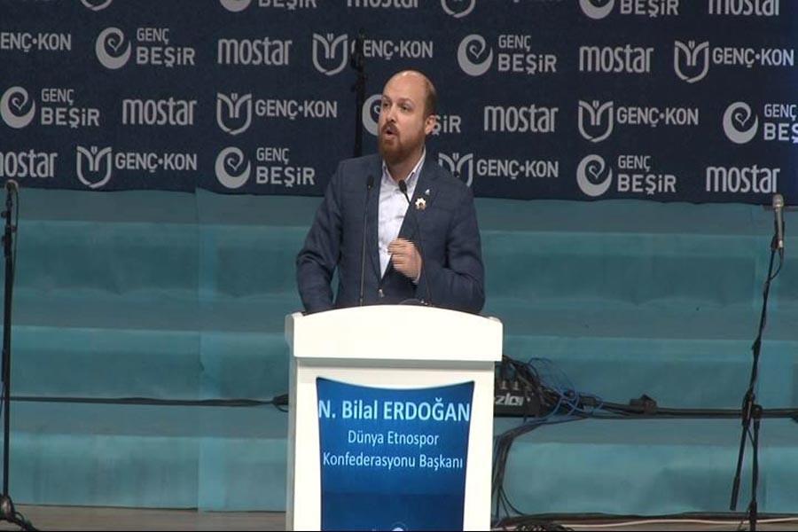 Bilal Erdoğan: Abdülhamit'i yediler Erdoğan'ı yedirmeyeceğiz