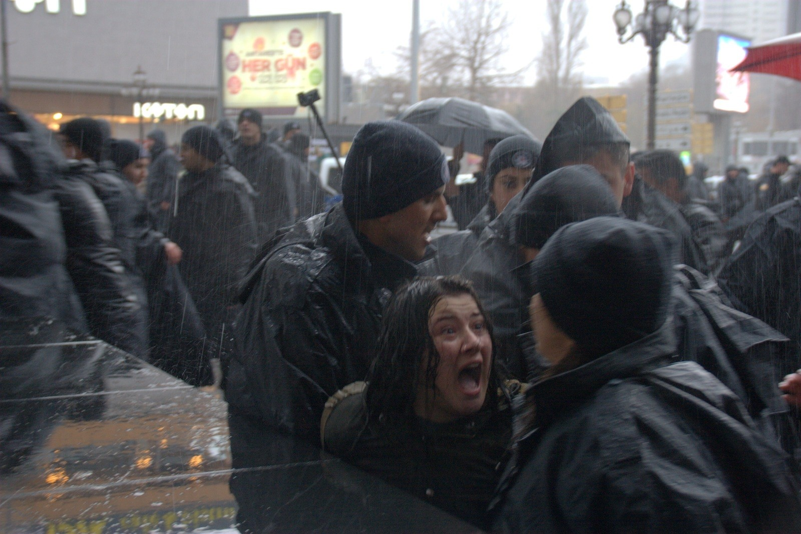 Ankara 8 Mart 2018
