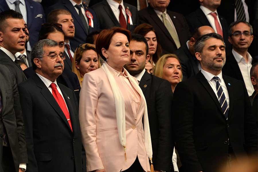 Meral Akşener: Cumhur ittifakı değil, 'saray' koalisyonu