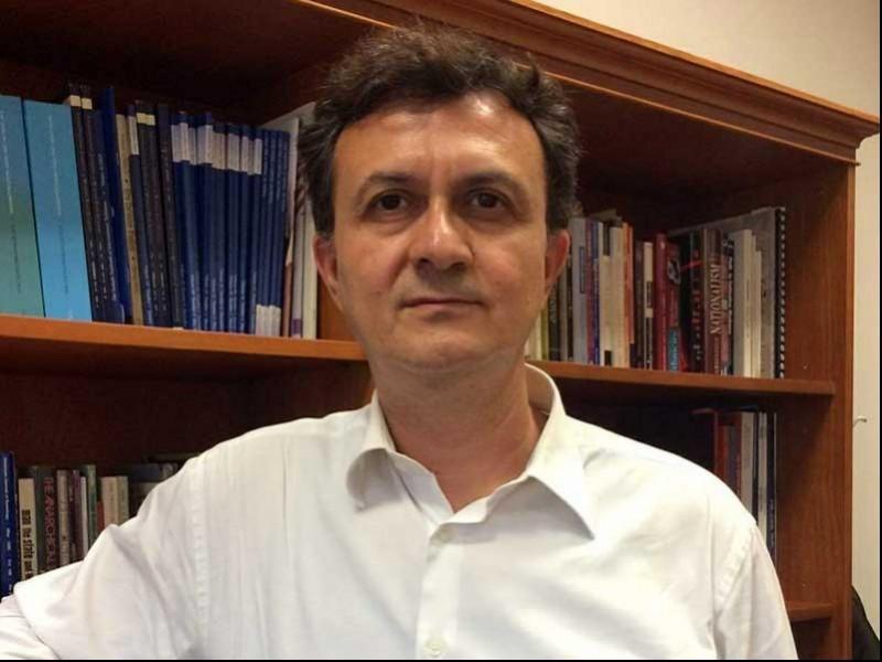 Doç. Dr. Murat Somer (Fotoğraf EVRENSEL)