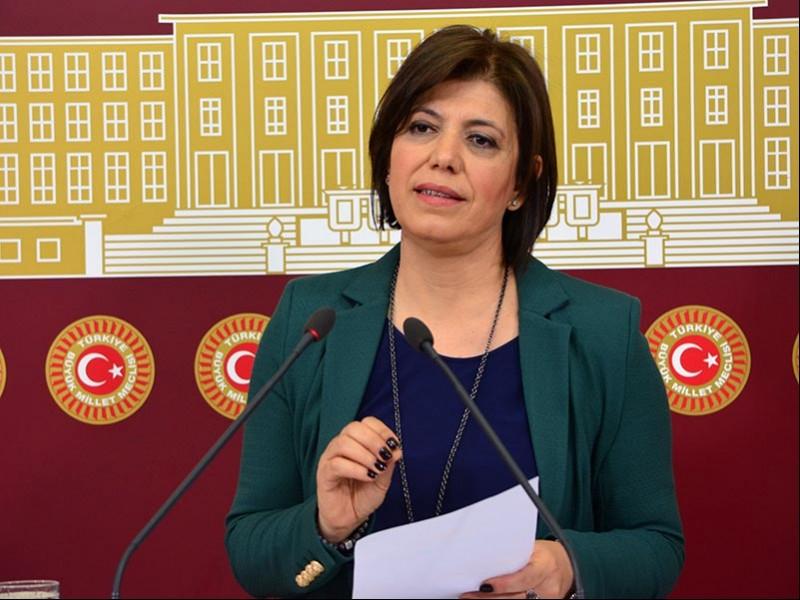 HDP Anayasa Komisyon Üyesi ve Adana Milletvekili Meral Danış Beştaş