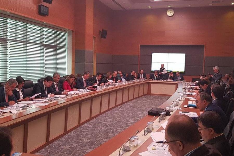 'İttifak düzenlemesi'nin ilk 18 maddesi kabul edildi
