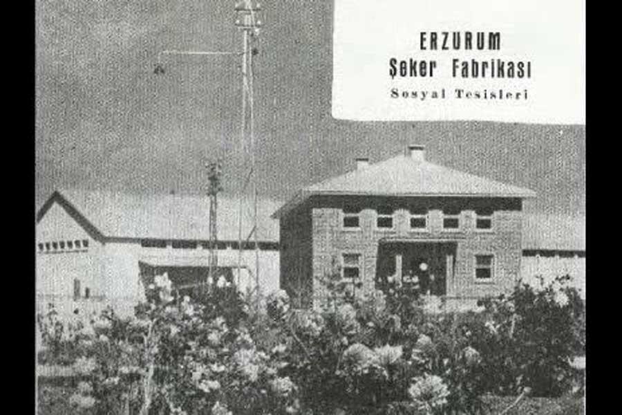 Erzurum şeker fabrikası