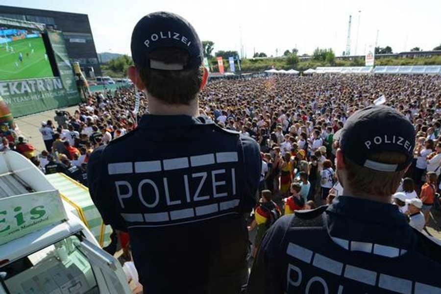 Alman emniyetinden Dünya Kupası uyarısı