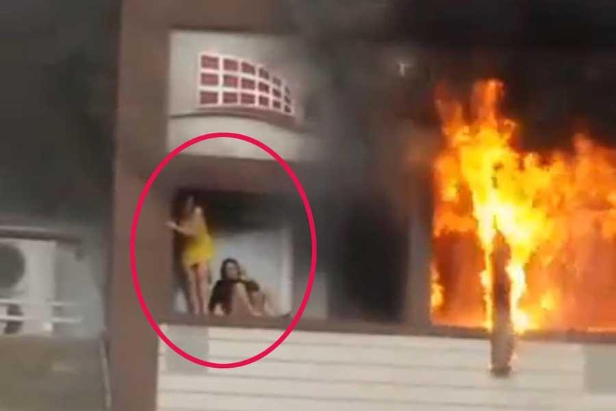 İzmir Basmane otel yangını