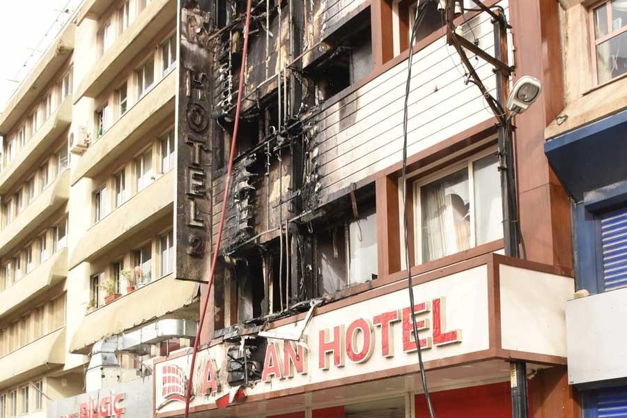 İzmir otel bBasmane