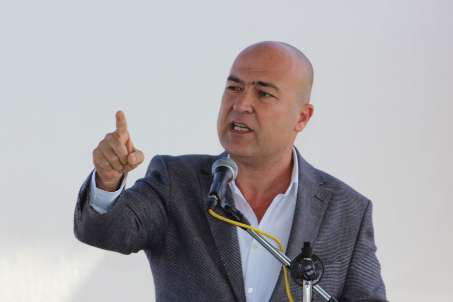 CHP İzmir Milletvekili Murat Bakan